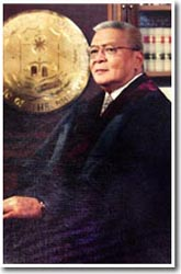 Chief Justice ANDRES R. NARVASA