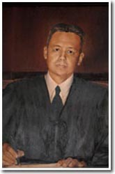 Chief Justice JOSE  ABAD SANTOS