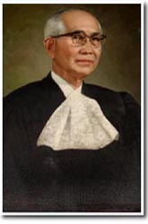 Chief Justice CESAR  BENGZON